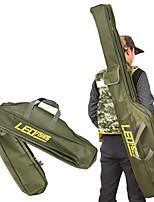 abordables -leo plegables caña de pescar bolsas bolsas de pesca 420d con cremallera caja de herramientas de almacenamiento de herramientas de bolsa de caja de herramientas de pesca 100 cm / 150 cm
