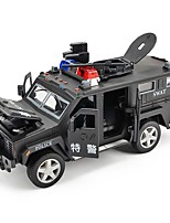 cheap -Toy Car Police car Vehicles / Car City View / Cool / Exquisite Metal Alloy All Child's / Teenager Gift 1 pcs