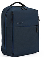cheap -Unisex Bags Polyester School Bag Solid Blue / Black / Gray