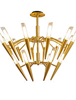 cheap -LWD Sputnik / Cone / Geometric Chandelier Creative, New Design, Candle Style, 110-120V / 220-240V Bulb Not Included