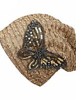 Недорогие -Жен. Классический / Праздник Широкополая шляпа - Сетка С принтом Бабочка