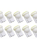 Недорогие -10 шт. T10 Автомобиль Лампы 1 W COB 50 lm 1 Светодиодная лампа Лампа поворотного сигнала Назначение