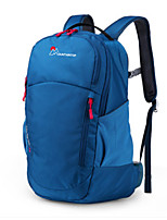 cheap -25 L Hiking Backpack - Rain-Proof, Wearable, High Elasticity Outdoor Hiking, Climbing, Camping 100g / m2 Polyester Knit Stretch Black, Coffee, Blue