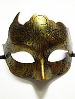 preiswerte -Urlaubsdekoration Halloween-Dekorationen Halloween-Masken Dekorativ Gold / Silber 1pc