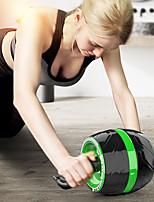 Недорогие -Ab Wheel Roller С 1 pcs TPE / PP Прочный Тренировки, Контейнер для живота, Проработка пресса Для Аэробика и фитнес / Для спортивного зала / Бодибилдинг Талия и спина, Живот