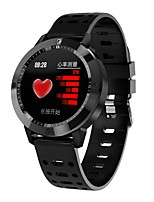 cheap -Smart Bracelet Smartwatch CF58 for Android iOS Bluetooth Waterproof Heart Rate Monitor Blood Pressure Measurement Calories Burned Exercise Record Stopwatch Pedometer Call Reminder Sleep Tracker