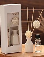 Недорогие -1шт Керамика / Дерево / Масло Простой стиль / Европейский стиль для Украшение дома, Подарки / Домашние украшения Дары