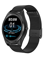 cheap -Smartwatch N3-Pro for Android iOS Bluetooth Heart Rate Monitor Calories Burned Hands-Free Calls Media Control Distance Tracking Pedometer Call Reminder Activity Tracker Sleep Tracker / Alarm Clock