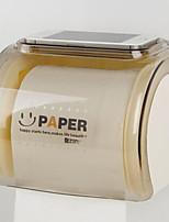 Недорогие -Держатель для туалетной бумаги Новый дизайн / Cool Современный Пластик 1шт Держатели для туалетной бумаги На стену