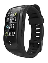 cheap -Smart Bracelet Smartwatch S908PLUS for Android iOS Bluetooth GPS Sports Waterproof Heart Rate Monitor Touch Screen Pedometer Call Reminder Activity Tracker Sleep Tracker / Calories Burned