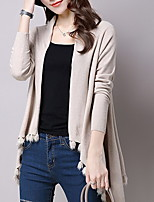 cheap -Women's Basic Shrug - Solid Colored