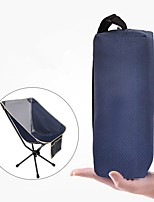 cheap -Camping Folding Chair Outdoor Lightweight, Folding Oxford Cloth, Ultra light Aluminium, Breathable Mesh for Fishing / Beach / Camping Dark Navy / Army Green / Camouflage