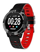cheap -Smart Bracelet Smartwatch CF58 for Android iOS Bluetooth Sports Waterproof Heart Rate Monitor Blood Pressure Measurement Touch Screen Pedometer Call Reminder Activity Tracker Sleep Tracker