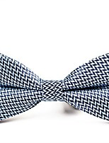 cheap -Men's Party / Basic Bow Tie - Color Block / Houndstooth Bow