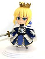 billiga -Anime Actionfigurer Inspirerad av Öde / Grand Order Saber pvc 11 cm CM Modell Leksaker Dockleksak