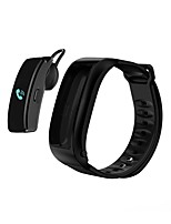 cheap -Smart Bracelet Smartwatch YY-IY3 for iOS / Android 4.4 and iOS 8.0 or above Heart Rate Monitor / Waterproof / Calories Burned / Hands-Free Calls / Touch Screen Stopwatch / Pedometer / Call Reminder