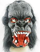 cheap -Holiday Decorations Halloween Decorations Halloween Masks / Halloween Entertaining Decorative / Cool Black 1pc