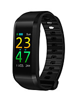 cheap -Smart Bracelet Smartwatch M8 for Android Bluetooth Sports Waterproof Heart Rate Monitor Blood Pressure Measurement Touch Screen Pedometer Call Reminder Activity Tracker Sleep Tracker / Long Standby