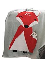 baratos -Super Suave, Impressão Reactiva Desenho Animado Algodão cobertores