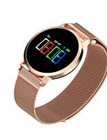Недорогие -Смарт Часы F1 pro для Android iOS Bluetooth Спорт Водонепроницаемый Пульсомер Измерение кровяного давления Сенсорный экран / Израсходовано калорий / Длительное время ожидания / Сидячий Напоминание