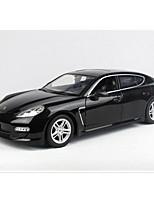 baratos -Carro com CR Rastar 52400 4CH 27MHz Carro 1:10 8 km/h KM / H Luzes / Controle Remoto