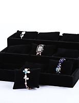 economico -Conservazione Organizzazione Collezione di gioielli Materiale misto Forma irregolare Multistrato