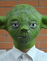 Недорогие -Праздничные украшения Украшения для Хэллоуина Маски на Хэллоуин Для вечеринок / Cool Зеленый 1шт
