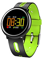 cheap -Smartwatch HB08 for Android iOS Bluetooth Sports Waterproof Heart Rate Monitor Blood Pressure Measurement Touch Screen Pedometer Call Reminder Activity Tracker Sleep Tracker / Calories Burned
