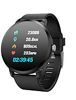 cheap -Smart Bracelet Smartwatch JSBP-V11 for Android iOS Bluetooth Waterproof Heart Rate Monitor Blood Pressure Measurement Touch Screen Calories Burned Pedometer Call Reminder Activity Tracker Sleep