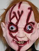 preiswerte -Urlaubsdekoration Halloween-Dekorationen Halloween-Masken Party / Dekorativ / Cool Beige 1pc