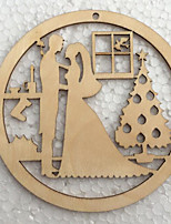 cheap -Christmas / Wedding Wooden Wedding Decorations Garden Theme / Holiday / Wedding All Seasons
