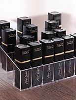 Недорогие -Место хранения организация Косметологический макияж пластик Прямоугольная форма непокрытый