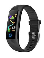 Недорогие -Умный браслет S5 для Android iOS Bluetooth Спорт Водонепроницаемый Пульсомер Измерение кровяного давления Сенсорный экран / Израсходовано калорий / Длительное время ожидания / Напоминание о звонке