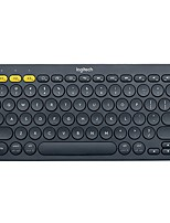 cheap -Factory OEM K380 Bluetooth3.0 Keyboard 79 pcs Office Keyboard AAA battery powered