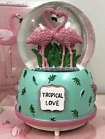 Недорогие -Праздничные украшения Новый год Декоративные объекты Декоративная / Милый Зеленый 1шт