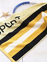abordables -Qualité supérieure Serviette de sport, Géométrique Polyester / Coton 2 pcs