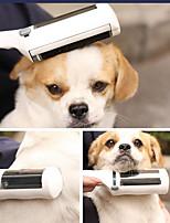 baratos -Cachorros / Gatos Tosa & Penteados Pentes Capa Inclusa / ajustável flexível Branco