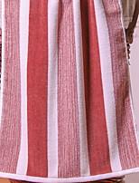 abordables -Qualité supérieure Serviette, Rayé 100% Coton Salle de  Bain 1 pcs