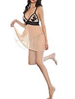 cheap -Women's Suits Nightwear - Lace / Mesh, Jacquard