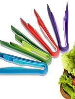 Недорогие -Кухонные принадлежности пластик Творческая кухня Гаджет Tong Для приготовления пищи Посуда / Необычные гаджеты для кухни 3шт