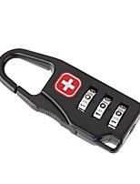 abordables -cadenas de verrouillage de numéro de code de sécurité pour le sac à fermeture éclair de bagages sac à dos sac valise tiroir armoire