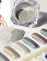 billiga -1 st. Moderiktig design / Spegel Vintage Theme nagel konst manikyr Pedikyr Makromolekylära material / Blandat Material Klassisk / Punk