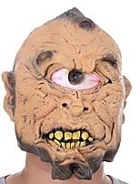 abordables -Décorations de vacances Décorations d'Halloween Masques d'Halloween / Halloween divertissant Décorative / Cool Beige 1pc