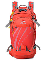 cheap -35 L Hiking Backpack - Rain-Proof, Wearable, Breathability Outdoor Hiking, Camping, Travel Yellow, Fuchsia, Blue