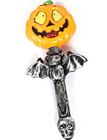 Недорогие -Праздничные украшения Украшения для Хэллоуина Декоративные объекты Декоративная / Cool / Милый Желтый 1шт