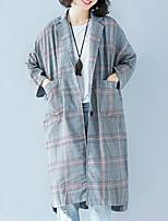 Недорогие -длинное пальто женщин - современное