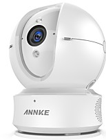 Недорогие -annke® 2.0 mp 1080p hd mini smart wifi камера для обеспечения безопасности камера хранения данных двухсторонняя аудио поддержка без SD Card 128g