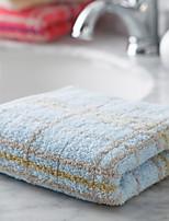 Недорогие -Высшее качество Банное полотенце, Геометрический принт 100% хлопок Ванная комната 1 pcs