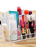 Недорогие -Место хранения организация Косметологический макияж Акрил Прямоугольная форма Творчество
