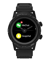 cheap -Smart Bracelet Smartwatch YY-P01 for Android iOS Bluetooth Waterproof Heart Rate Monitor Touch Screen Calories Burned Long Standby Pedometer Call Reminder Activity Tracker Sleep Tracker / NRF52832